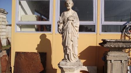 Statue saint joseph du 19e siècle